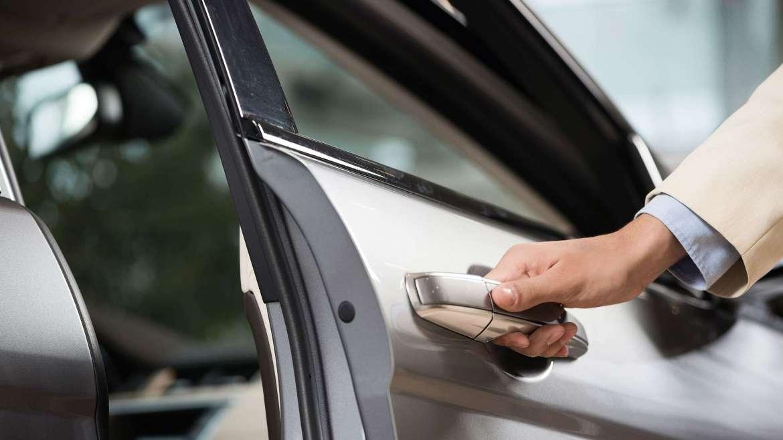 Automobilių atrakinimas