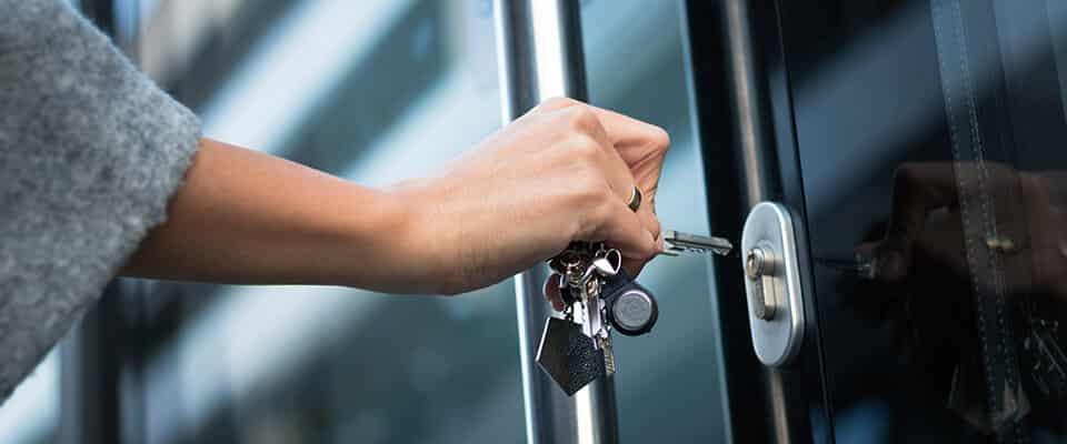 užsikirto raktai